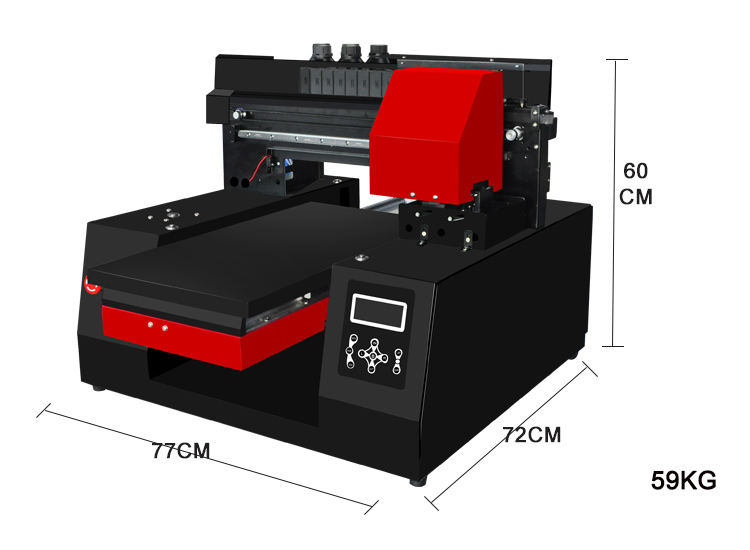 A3 Size T-Shirt Printer