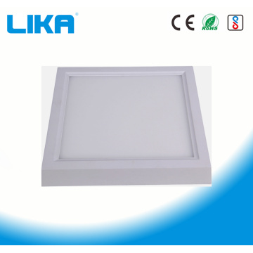 8W Square Surface Mounted Led Panel Light