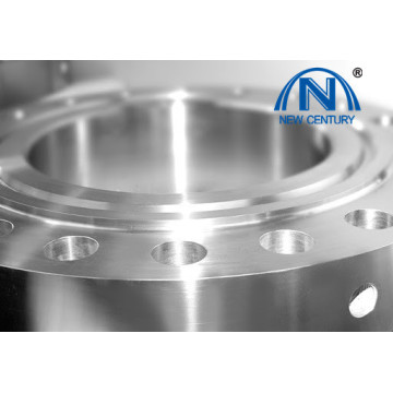 Standard alloy steel forged pipe flanges