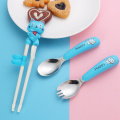 Kid Spoon And Fork Set Stainless Kid Cutlery