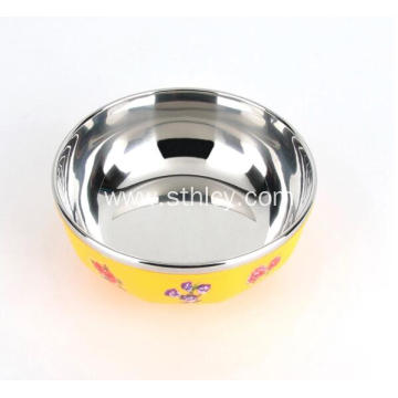 Durable 201 Stainless Steel Mixing Bowls