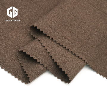 5050 CVC Drop Needle Fabric With Soft Handfeel