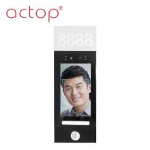 2021Actop Hot Sale Hotel Doorplate With Camera
