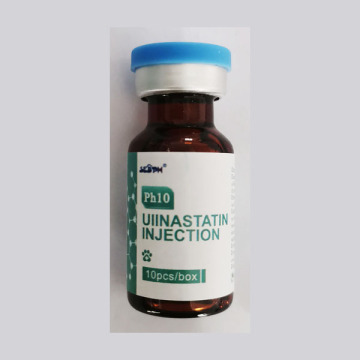 Ulinastating injection for pets