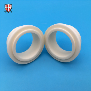 high heat conductivity aluminium oxide ceramic washer ring