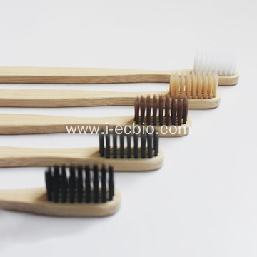 Bamboo Toothbrush 4 Pack