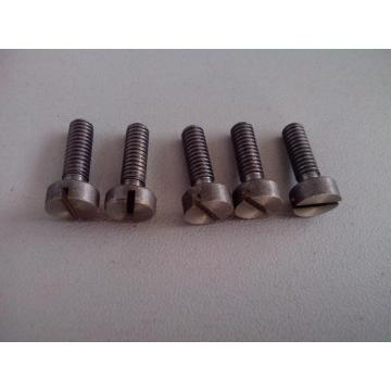 99.95% Pure Molybdenum Screw Stock