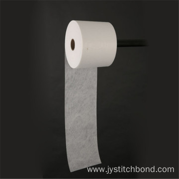 White Thick Waterproof Polyester Cloth