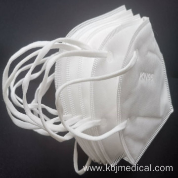 5-Layer KN95 Mask Ideal For Face Protection