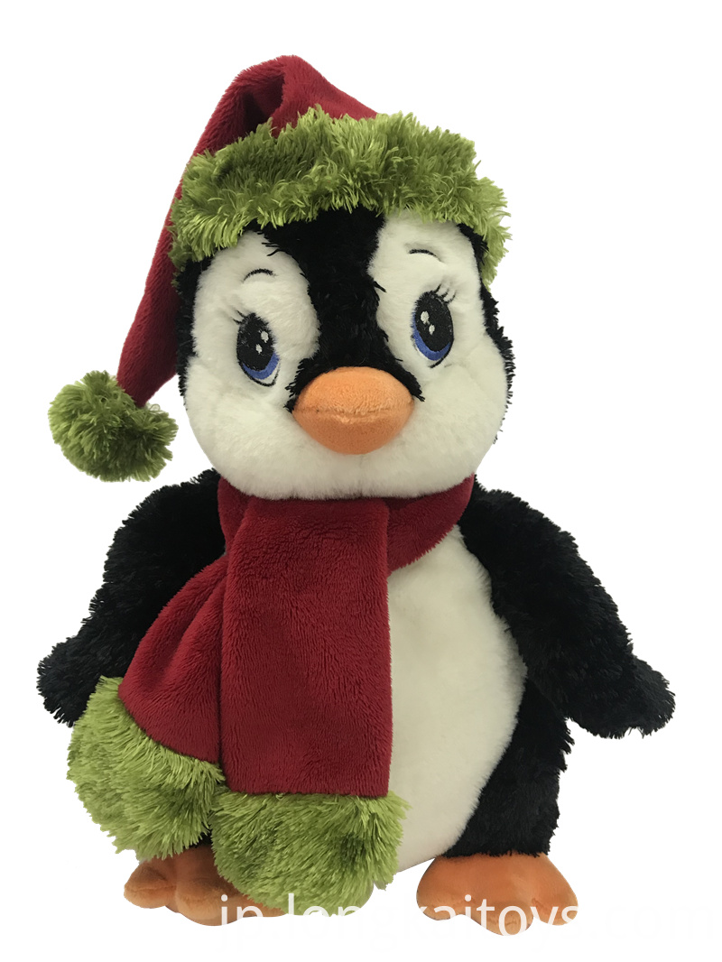 Stuffed Animals Toy Penguin