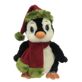 Plush Penguin Christmas en venta