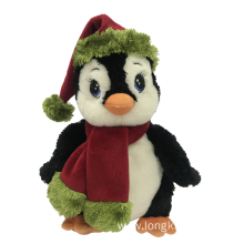 Plush Penguin Christmas for Sale