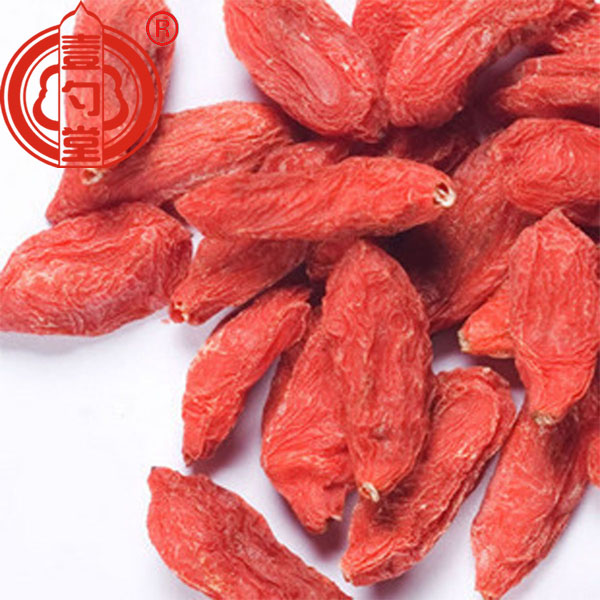 Dry Goji Berries Red Fruits