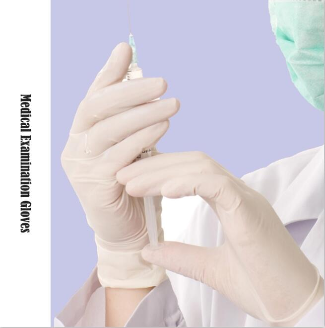 Latex Surgical Gloves 13