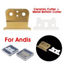 T outliner Replacement Ceramic Blade For Andis GTX Clipper Trimmer Cutter Blades Smart accessories Razor fitting #1120