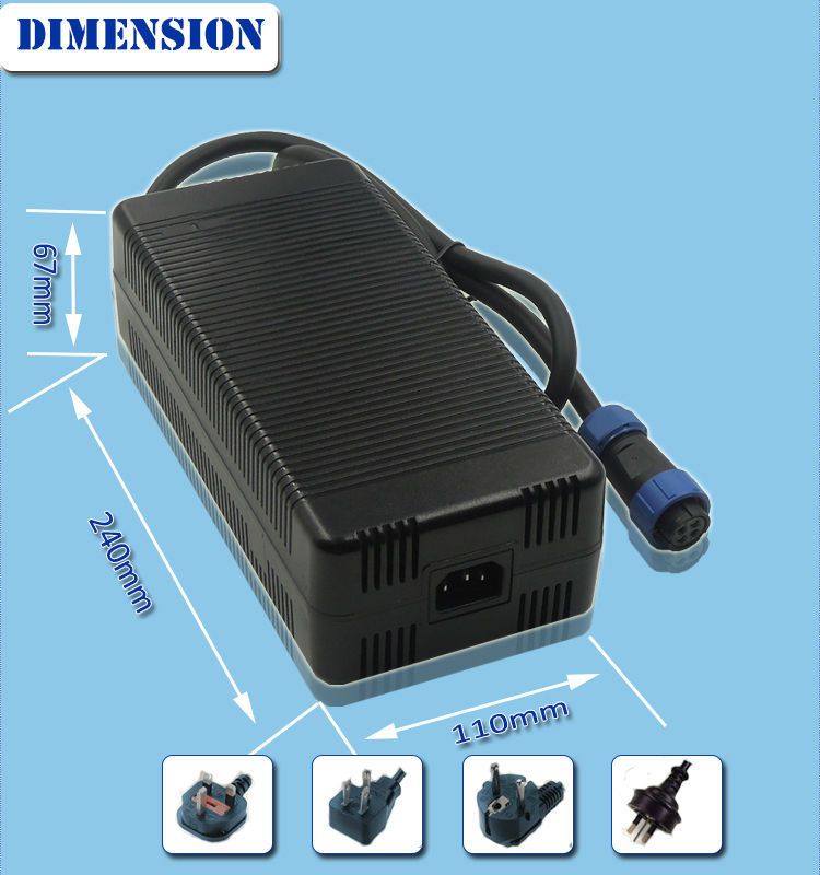 Power adapter 24v 21a