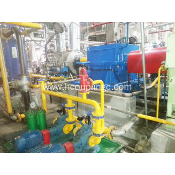 Hydraulic Coupling for Power Plant