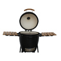 New Iron Grill Window Door Design Kamado BBQ Charcoal Grill