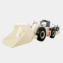 Mine Tunnel  Electric Underground Loader