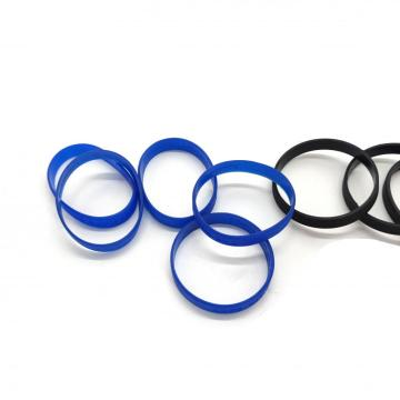 Elastic Different Silicone Rubber Sport Wristband O-ring