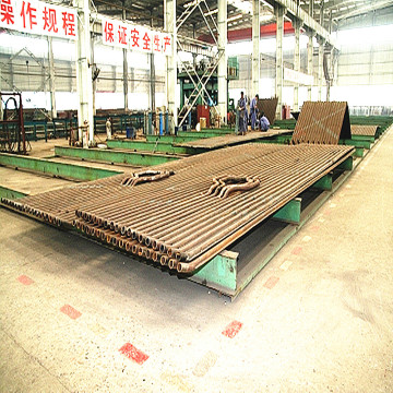 Water Wall Tube Panel For Coal Steam Boilers