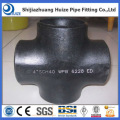 ASTM A234WP11 DN500 reducing cross fitting