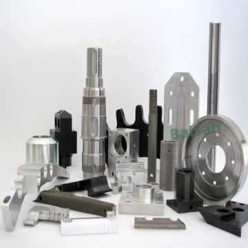 Aluminum 6061-T6 Components are Anodized CNC Machining