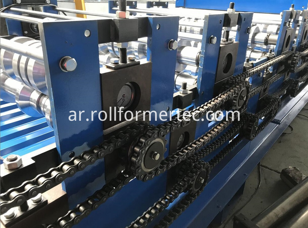 roofing panel roll forming machine 9