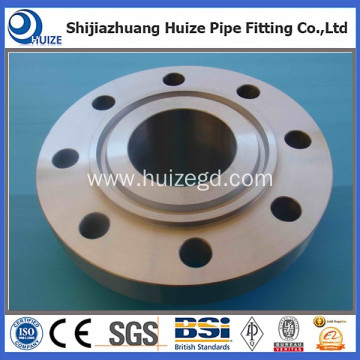 carbon steel forged plate pipe flanges