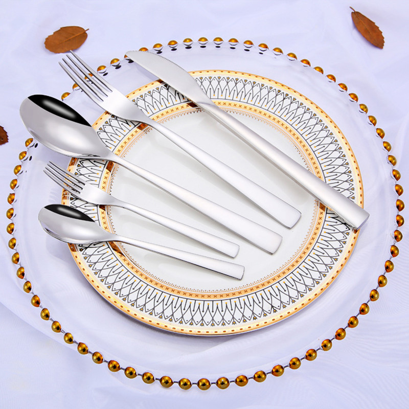 18/0 Top Quality Stainless Steel Cutlery