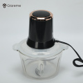 1.8L glass bowl electric food processor