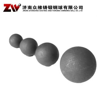 Forged steel ball of 45# 70mm