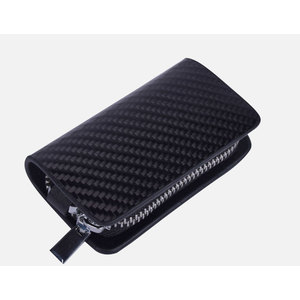 Carbon fiber key bag