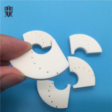 insulating Al2O3 Aluminiumoxidkeramik ceramic parts