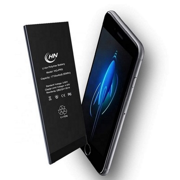 3.8V 1715mah Lithiumbatterie für iphone 6s