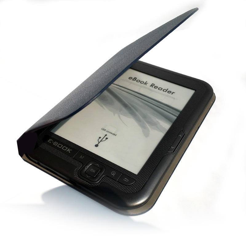 """6"""" Ebook Reader e-ink Capacitive E Book Light Eink Screen E-Book Eink PDF E-Reader Card slot Support card Expansion"""