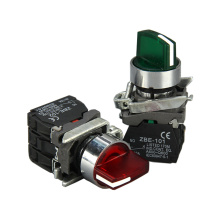 XB4-BK3365 Select Switch with Light