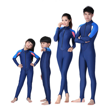 Neoprene thick warm surf swimming wetsuit