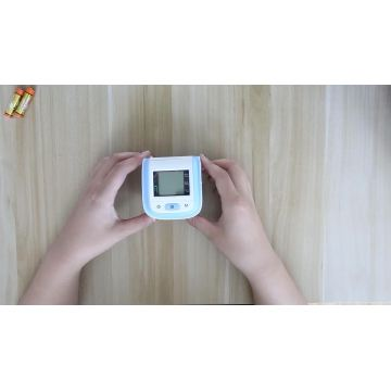 Electronic Wrist Digital Blood Pressure Monitor