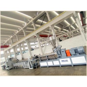 100kg/H Corn Puff Snack Food Twin Screw Extruder Manufacturer