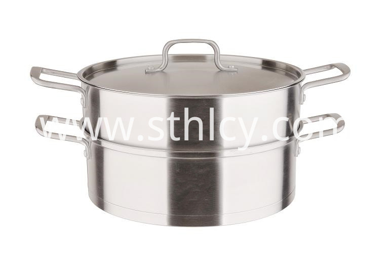 Double Boiler Steamer