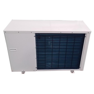 water cooled condenser unit fan coil