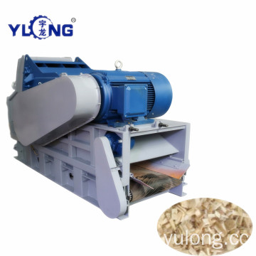 GXP Series Wood Chip plant
