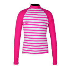 Seaskin Long Sleeve RashGuard OnePiece UV Toddler Girl