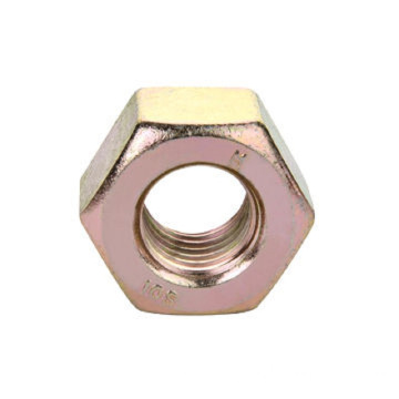 Carbon Steel Zinc-plated ASTM A563 Hex Nuts