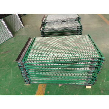 SJ FLC503 PWP shaker screen