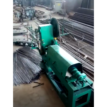 Industry Steel Wire Straighting and Cutting Machine