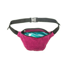 Custom Girl Fur Corduroy Small  Fanny Pack