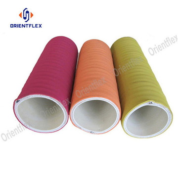 6 acid and alkali chemical rubber hose 14bar