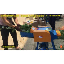 High Quality Conveyor Belt Grass Cutter Machine